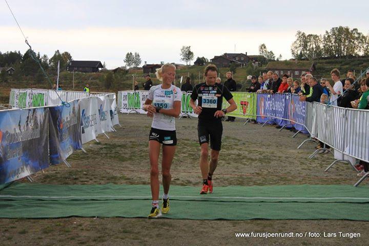 Marthe og Ronnie FurusjøenRundt