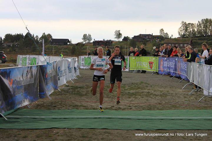 Marthe og Ronnie FurusjøenRundt2