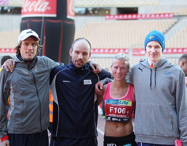 Lagbilde Sevilla Marathon