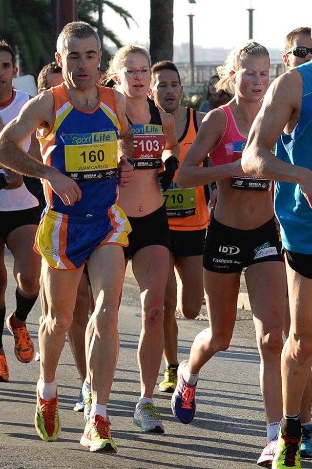 Sevilla Marathon 10 km