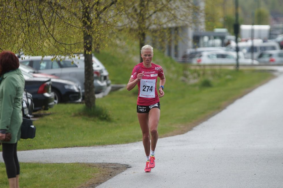 Marthe halvmaraton Ålesund