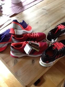 Nye Adidas